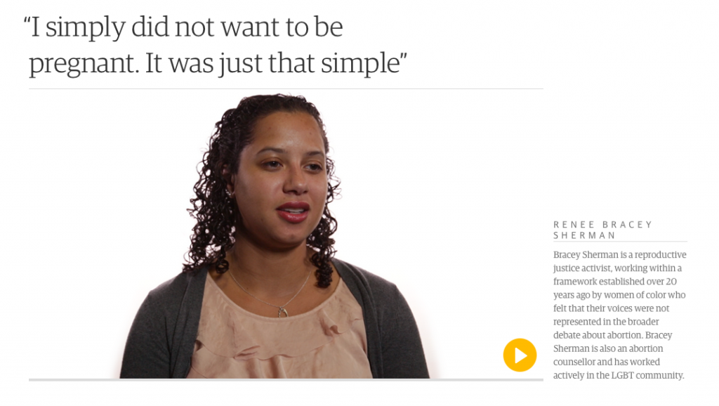 Renee's Abortion Story | The Guardian